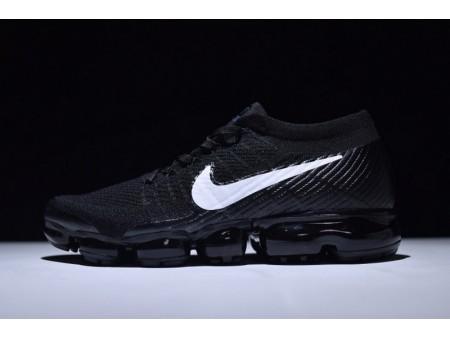 Nike Air Vapormax Flyknit Triple Black 849558-001 for Men and Women