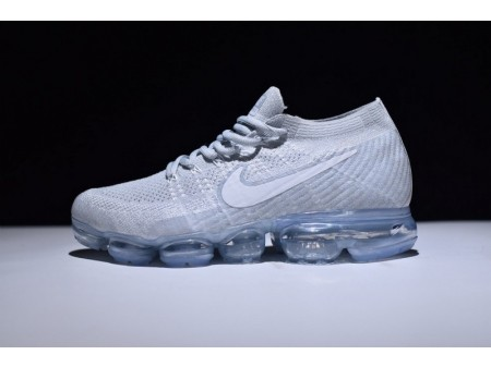 Nike VaporMax Pure Platinum White Gray 849558 004 for Men