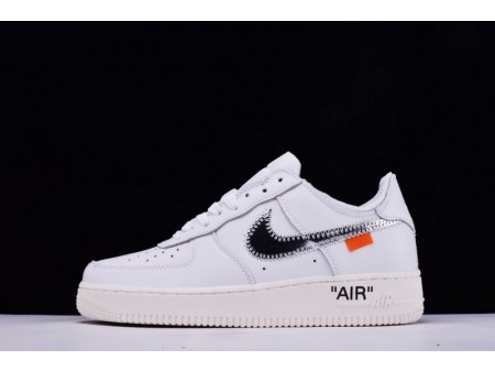 Virgil Abloh Off White X Nike Air Force 1 Low White for Men and Women