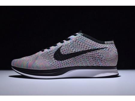 Nike Flyknit Racer Multi-Color 2.0  526628-304 for Men and Women