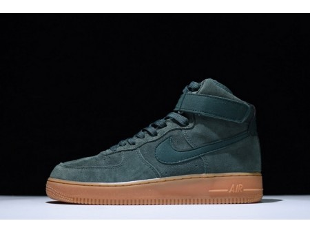 """Nike Air Force 1 High '07 LV8 Suede """"Vintage Green Gum"""" AA1118-300 for Men"""