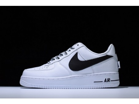 NBA X Nike Air Force 1 Af1 Statement Game White Black 823511-103 for Men and Women