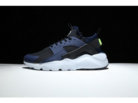 Nike Air Huarache Run Ultra Navy Black 819685-403 for Men and Women
