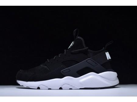 "Nike Air Huarache Ultra Id ""Black White"" 829669-662 for Men and Women"