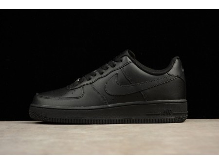 Nike Air Force 1 Low All Black 315122-001 for Men and Women