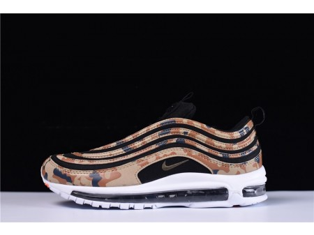 Nike Air Max 97 Country Camo Germany AJ2614-204 for Men
