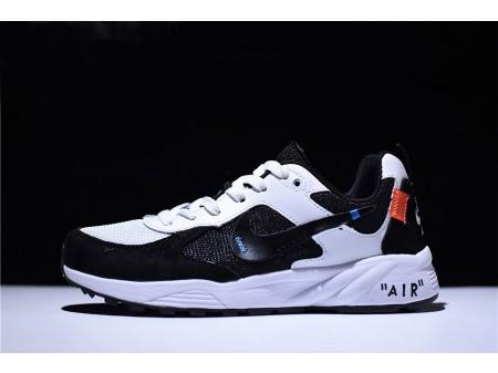 Off-White x Nike Air Icarus Extra QS Trainers Black/White 819860-300 Men Women