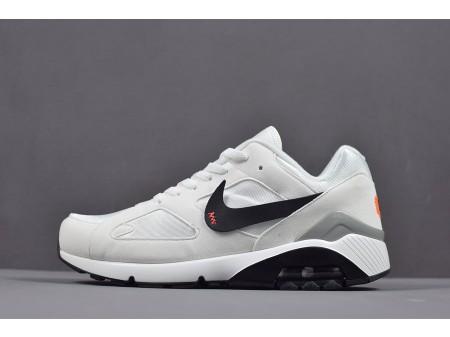 Off-White x Nike Air Max 180 OG White Black AQ5287-002 Men Women