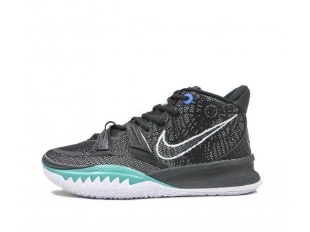 "Nike Kyrie 7 ""BK Black"" CQ9327 002 Men"