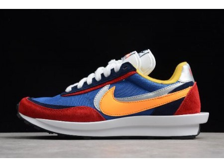 Sacai x Nike Hybrid Collection Waffle Daybreak and LDV Fusion Multi-Color Shoes Men