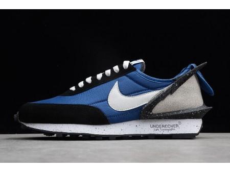 Undercover x Nike Waffle Racer Blue/Black-White AA6853-401 Men Women