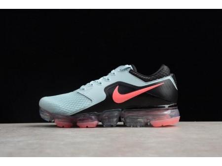 Nike Air Vapormax Ocean Bliss/Black-Hot Punch Running Shoes AH9045-400 Women