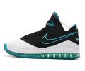 Nike LeBron 7 'Red Carpet' White/Black-Glass Blue-Chilling Red CU5133-100 Men
