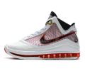 Nike LeBron 7 White/Red-Black Men
