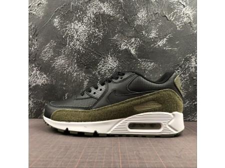 Nike Air Max 90 ULTRA 2.0 LTR HAL Noir Olive AH9974-002 Homme Femme