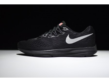 Nike Zoom Winflo 4 Noir Gris 898466-999 Homme