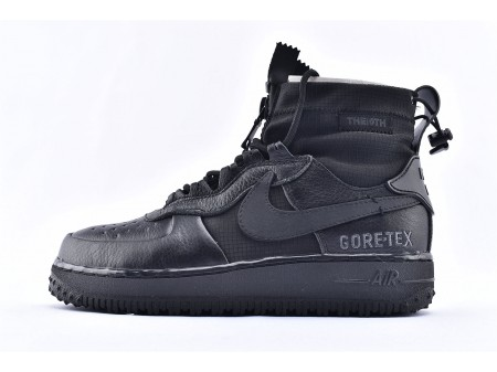Nike Air Force 1 High Winter GORE-TEX Noir CQ7211-003 Homme