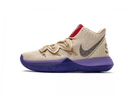 Nike Kyrie 5 Concepts Ikhet TV PE 3 EP Multicolore CI9961 900 Homme