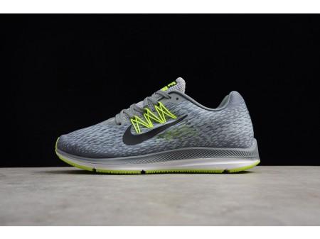 Nike Zoom Winflo 5 Cool Gris/Noir/Loup Gris/Vlot AA7406-011 Homme