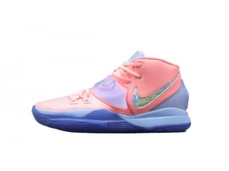 """Concepts x Nike Kyrie 6 """"Khepri"""" Rose Violette CU8879-600 Homme"""