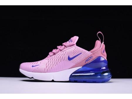 Nike Air Max 270 Rose/Bleu AH8050-540 pour Femme