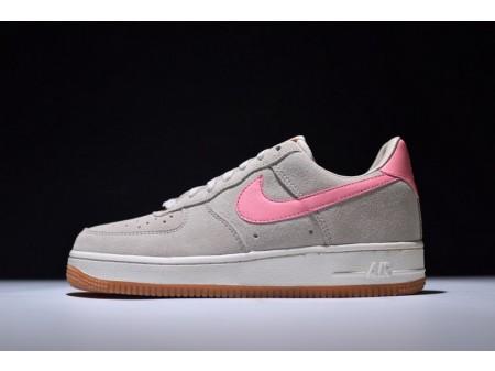 Nike Air Force 1 Af1 Seasonal Oatmeal Bright Melon Sail 818594-100 pour femme