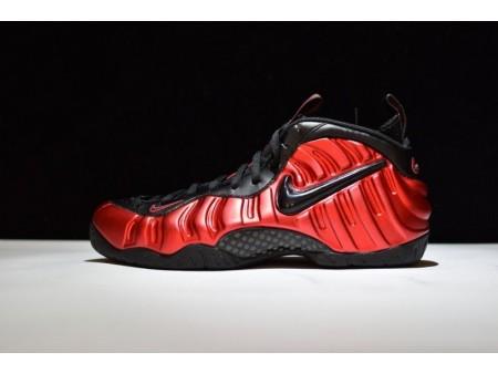 """Nike Air Foamposite Pro """"Rouge université"""" 624041-604 pour Homme"""