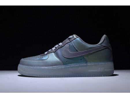 Nike Air Force 1 '07 LV8 'Iridescent' 718152-019 pour Homme et Femme