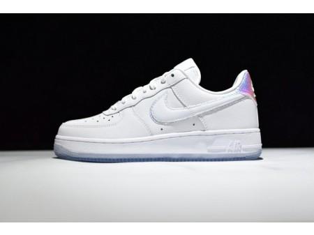 Nike Air Force 1 '07 Premium Blanche 616725-105 pour Homme et Femme