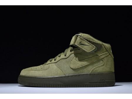 Nike Air Force 1 Mid Legion Vert 315123-302 pour Homme et Femme