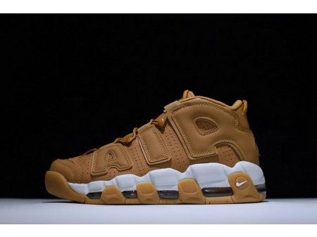 Nike Air More Uptempo Flax Air Blé AA4060-200 pour Homme