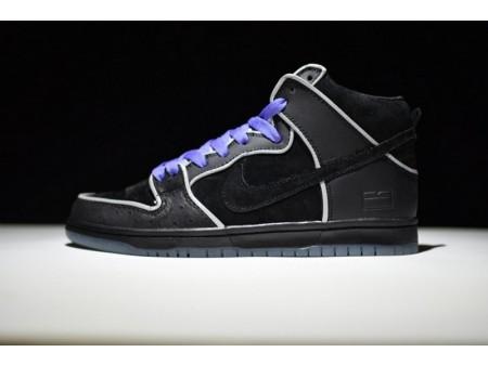 Nike Dunk High Elite Sb Violette Box 833456-002 pour Homme