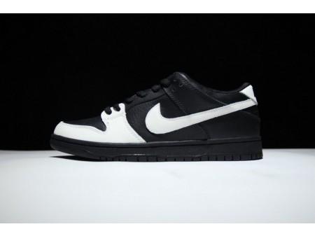 Nike Dunk Low Premium Sb Ying Yang Noir Blanc 313170-023 pour Homme