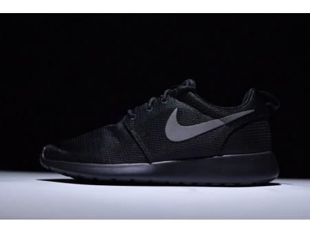 Wmns Nike Roshe Run One Noir Anthracite 511882-096 pour Homme et Femme