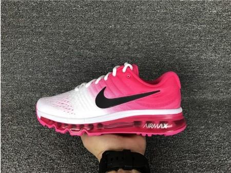 Nike Air Max 2017 Rose/Blanche 849560-106 pour Femme