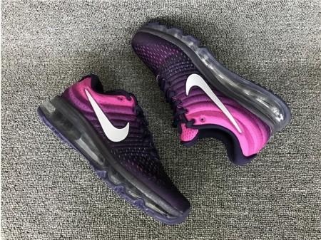 Nike Air Max 2017 Violette Dynasty 851623-500 pour Femme