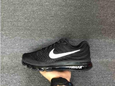 Nike Air Max 2017 Noir Anthracite 849559-001 pour Homme