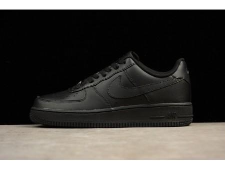 Nike Air Force 1 Low All Noir 315122-001 pour Homme et Femme