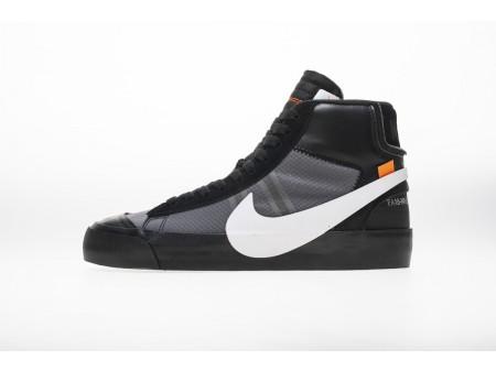 """Off-White x Nike Blazer Mid """"Sensenmann"""" AA3832-001 Herren und Damen"""