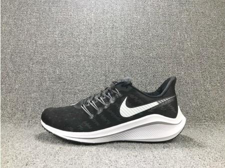 Nike Air Zoom Vomero 14 Schwarz/Weiß-Donnergrau AH7857-001 Herren Damen