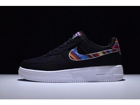 Nike Air Force 1 07 Lv8 Schwarz 823511-029 für Herren und Damen