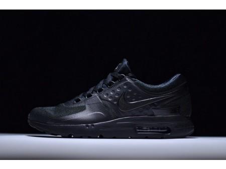 Nike Air Max Zero Essential Dreifach Schwarz 876070-006 für Herren
