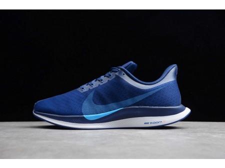 Nike Zoom Pegasus 35 Turbo Azul Oscuro AJ4114-441 Hombres