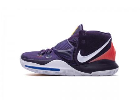 Nike Kyrie 6 EP Enlightenment Grand Morado BQ4631 500 Hombres