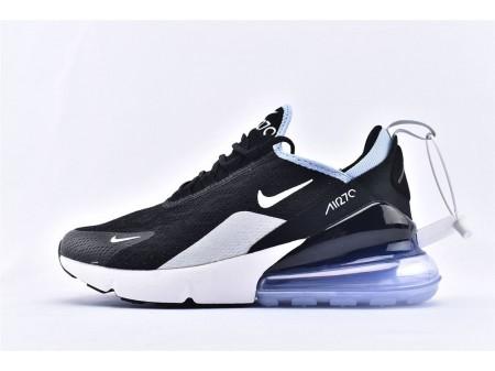 Nike Air Max 270 Reflective Negras/Plateadas Aluminio AH6789-009 Hombres y Mujeres