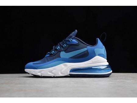 Nike Air Max 270 React Deep Royal Azul Void AO4971-400 Hombre