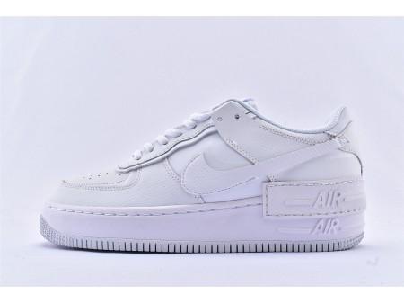 Nike Air Force 1 Shadow All Blanco CI0919-100 Mujer