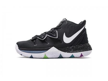 Nike Kyrie 5 EP Multi Color/Negro Blanco AO2919 901 Hombres