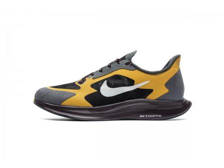 Nike Zoom Pegasus 35 Turbo Gyakusou Dorado Dart Iron Gris BQ0579 700 Hombres