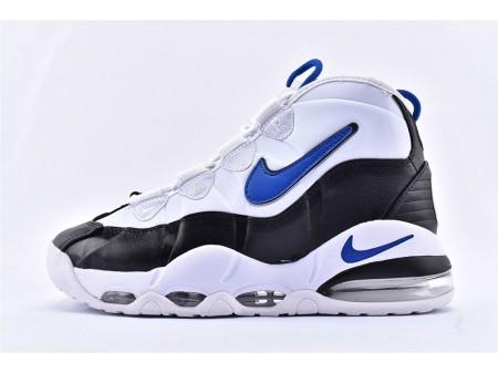Nike Air Max Uptempo 95 Orlando Magic Negras/Blancas/Azules CK0892-103 Hombres